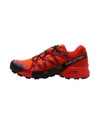 Scarpe sportive rosse di Salomon