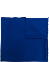Scialle blu di Versace