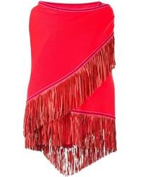 Scialle rosso di Antonia Zander