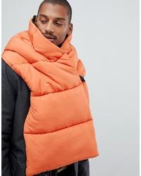 Sciarpa arancione di ASOS DESIGN