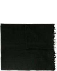 Sciarpa nera di Ann Demeulemeester