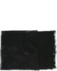 Sciarpa nera di Valentino