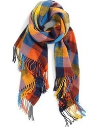 Sciarpa scozzese multicolore