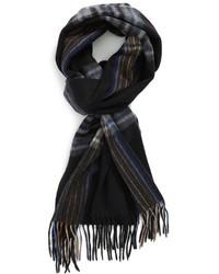 Sciarpa scozzese nera