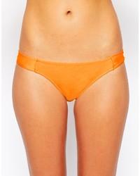 Slip bikini arancioni