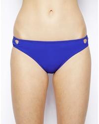 Slip bikini blu di Mouille
