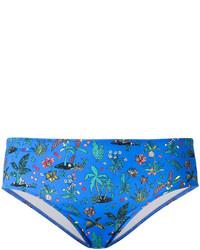 Slip bikini blu di Paul Smith