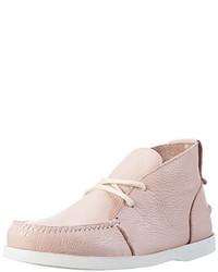 Sneakers alte beige di Shoe Closet