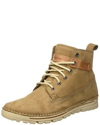 Sneakers alte marroni di Weinbrenner