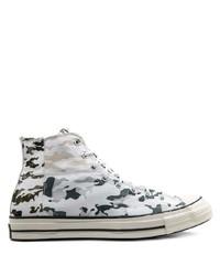 Sneakers mimetiche bianche da uomo   Lookastic