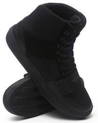 Sneakers alte nere