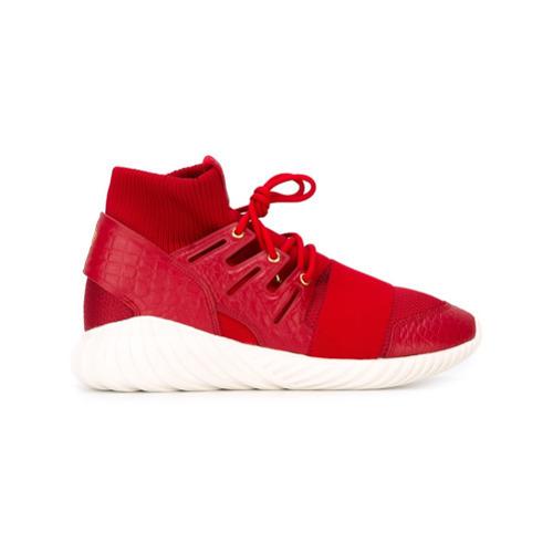 half off f2408 deb72 Indossare Come Alte Di Acquistare Adidas Rosse amp  Dove Sneakers RqSa8wq