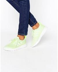 adidas sneakers alte verdi