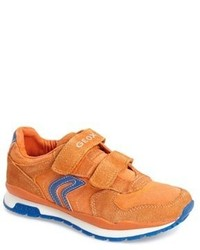 Sneakers arancioni