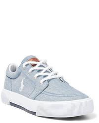 Sneakers azzurre
