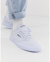 Sneakers basse azzurre di Adidas Skateboarding
