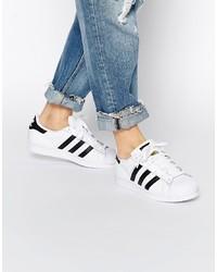 Sneakers basse bianche di adidas Originals