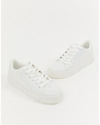 Sneakers basse bianche di Aldo