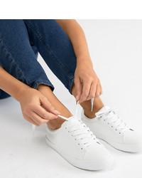 Sneakers basse bianche di ASOS DESIGN