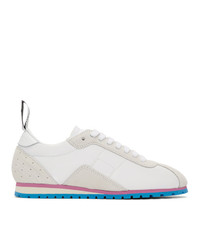Sneakers basse bianche di MM6 MAISON MARGIELA