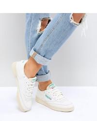 Sneakers basse bianche di Reebok