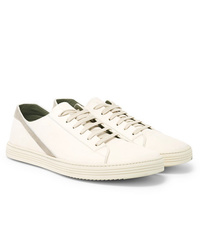 Sneakers basse bianche di Rick Owens