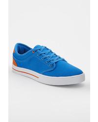 Sneakers basse di tela acqua