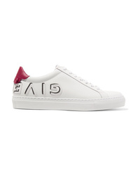 Sneakers basse in pelle bianche di Givenchy