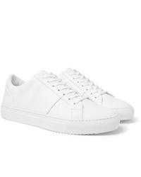 Sneakers basse in pelle bianche di Mr P.