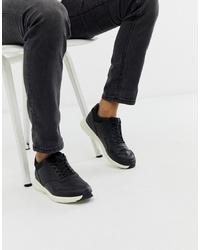Sneakers basse in pelle nere di Jack & Jones