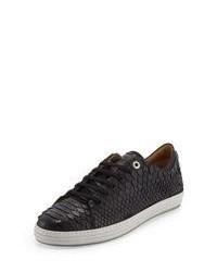 Sneakers basse in pelle original 545976