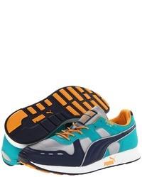Sneakers basse multicolori