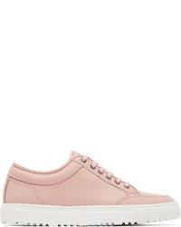 Sneakers basse rosa