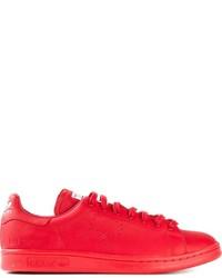 adidas basse rosse