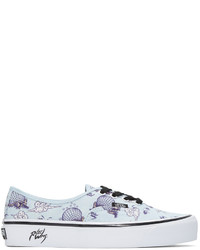 Sneakers basse stampate