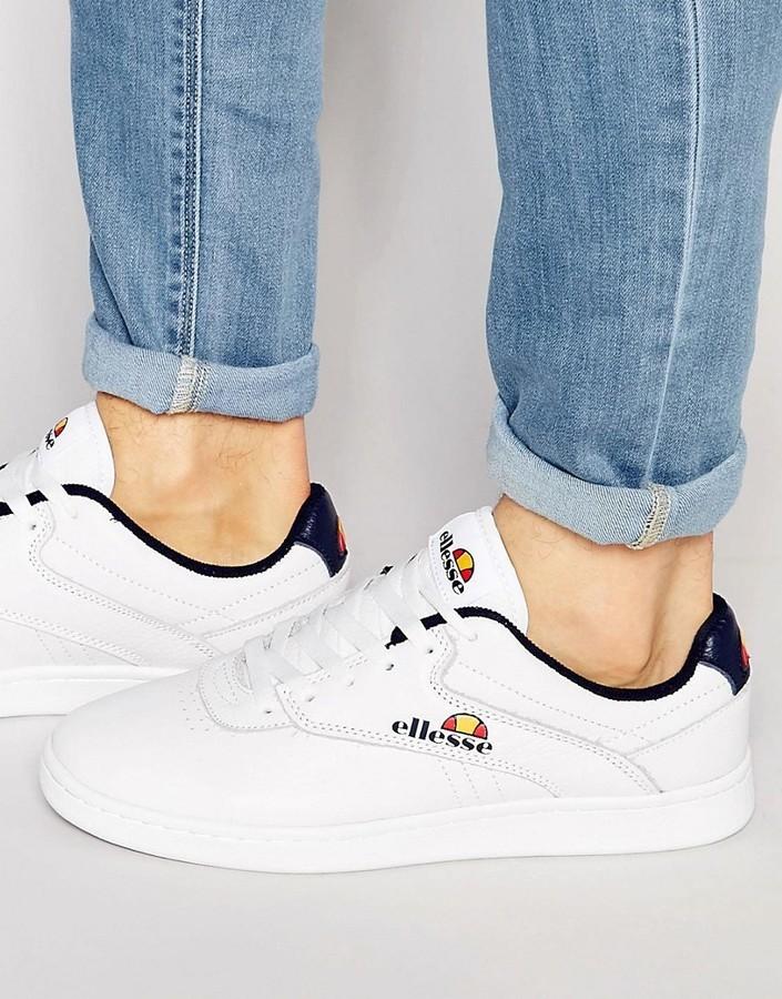 a837ff2f33 Sneakers bianche di Ellesse, €52 | Asos | Lookastic