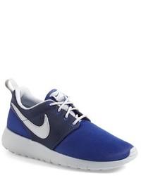 Sneakers blu scuro