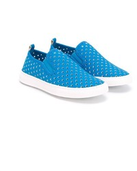 Sneakers blu di Stella McCartney