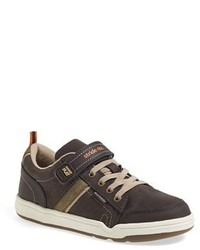 Sneakers marrone scuro