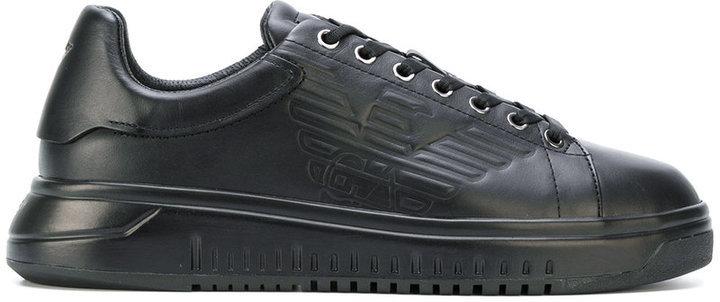 46e51f2089 €270, Sneakers nere di Emporio Armani