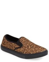 Sneakers senza lacci leopardate original 9768714