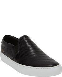 Sneakers senza lacci nere original 9765193