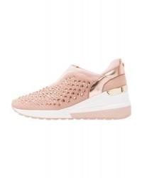 Sneakers senza lacci rosa di Michael Kors