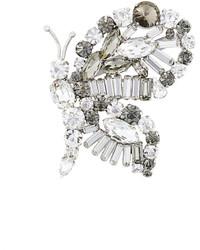 Spilla argento di Alberta Ferretti