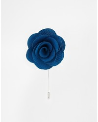 Spilla blu di Asos