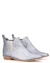 Stivali argento di Stella McCartney
