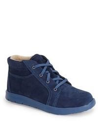 Stivali blu scuro