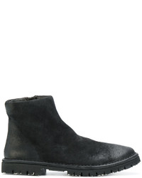 Stivali chelsea in pelle neri di Marsèll