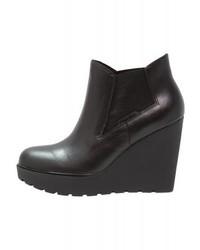 Stivali chelsea neri di Calvin Klein