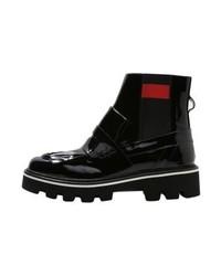 Stivali chelsea neri di MSGM